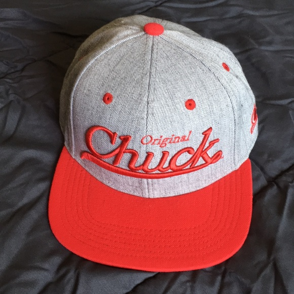 Brand New Original Chuck SnapBack. M 5afb01f6fcdc3195cf8b62d0 20ac260cf40